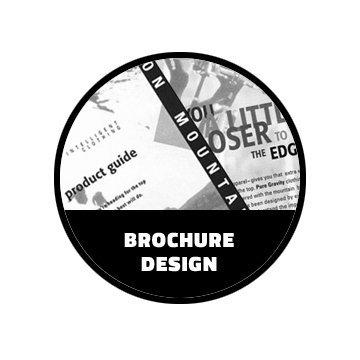 brochure and add design