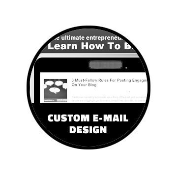 email campaign deign