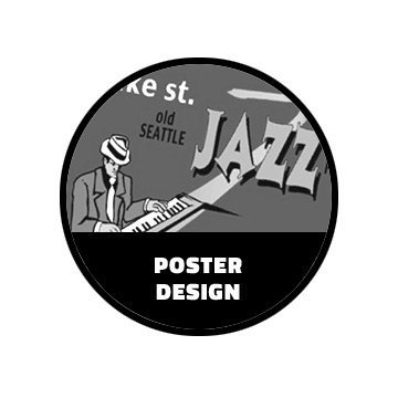 poster deign and illustration