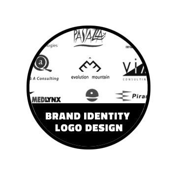 logo design and brading