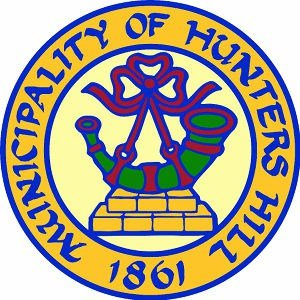 hunters hill council logo