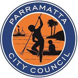 paramatta city council logo