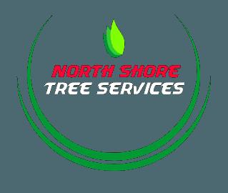 north shore tree services logo