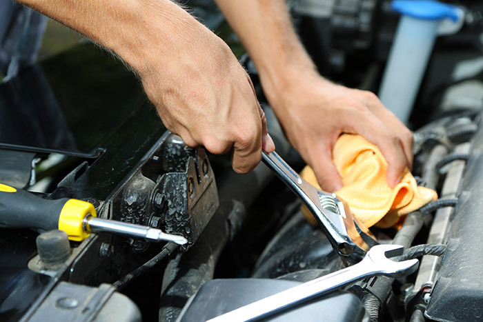 Mechanic in Hamilton