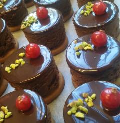 mignon mousse cioccolato