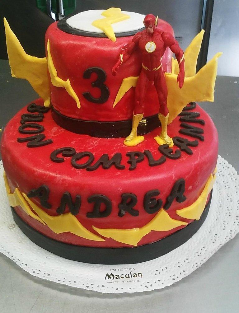 torta flash