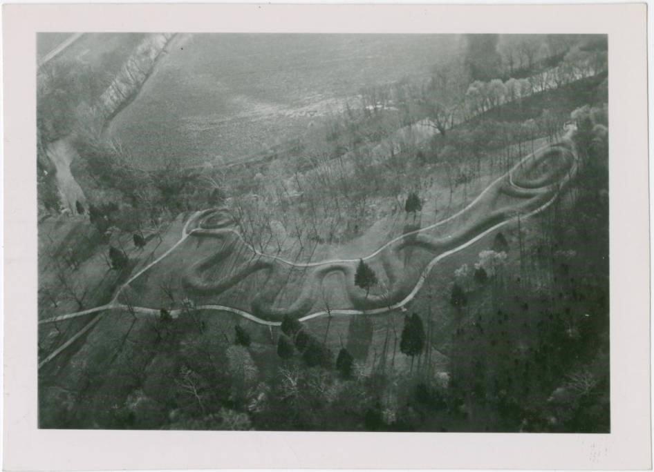 Figure 1-serpent mound