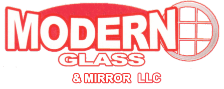 Modern Glass & Mirror LLC Logo