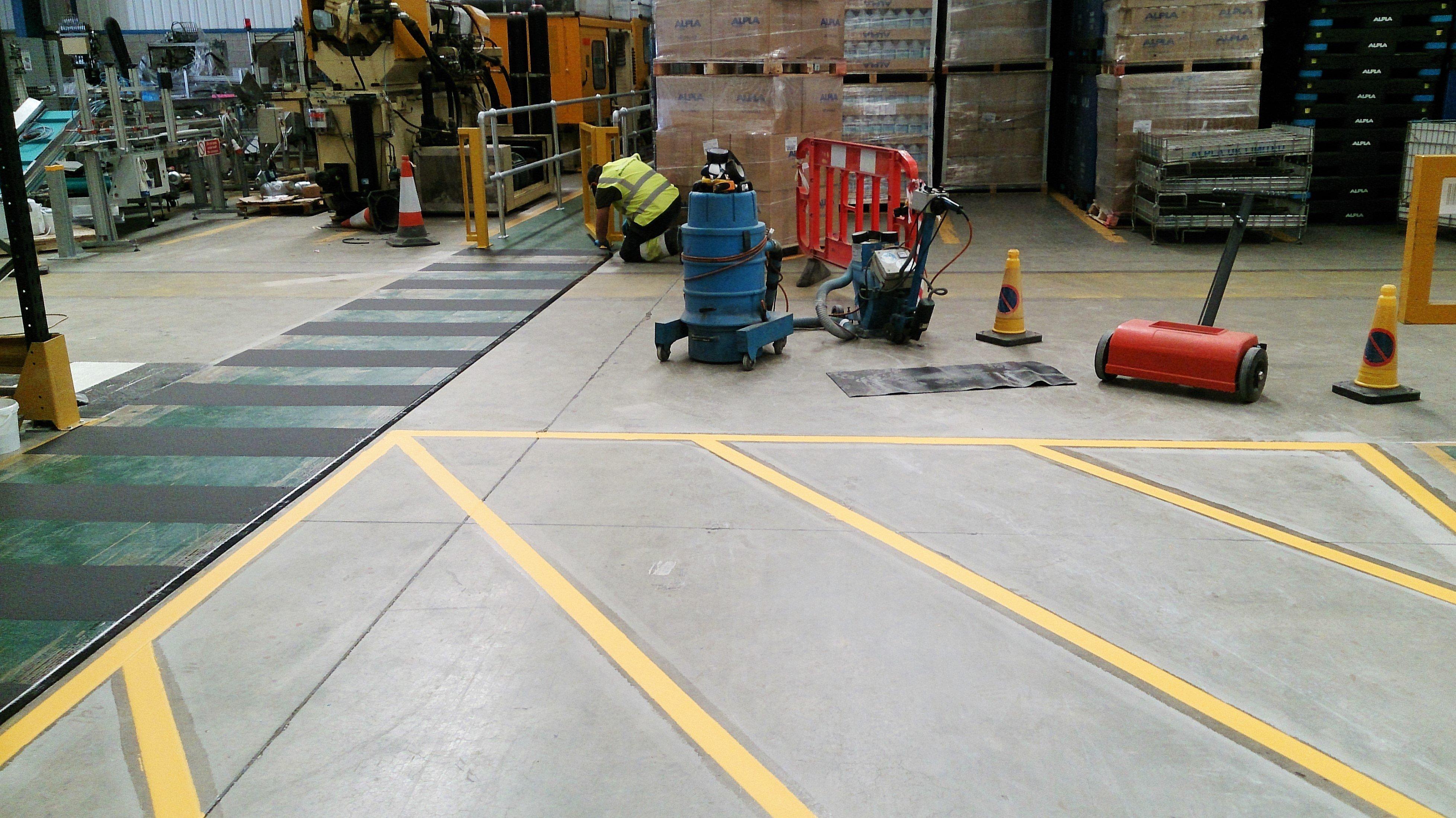 Lines Building Maintenance Ltd