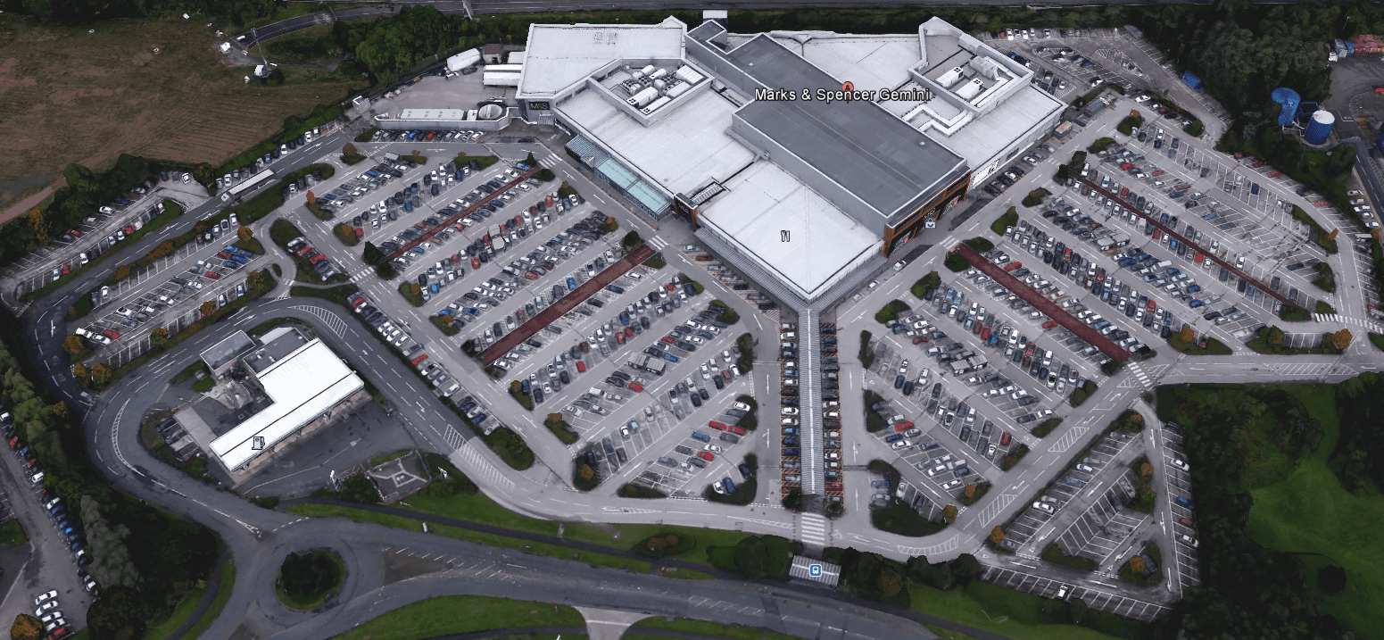 Marks & Spencer Trade Park Gemini Warrington WA5 7WG