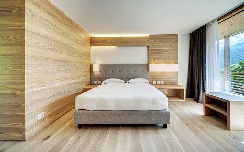 progettazione camere hote