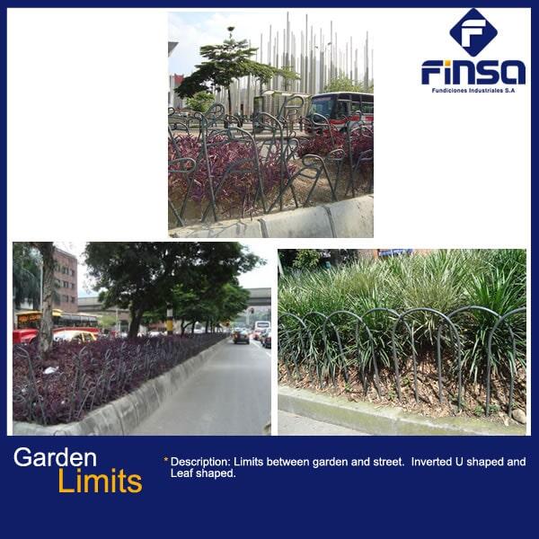 Fundiciones Industriales S.A.S - Garden Limits