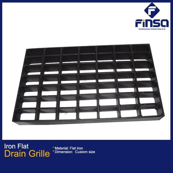 Fundiciones Industriales S.A.S - Drain Grille