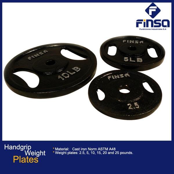 Fundiciones Industriales S.A.S - Plates