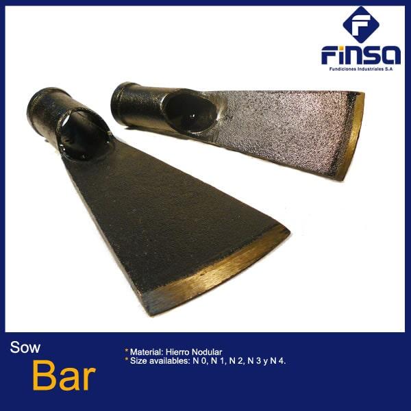 Fundiciones Industriales S.A.S - Sow Bar