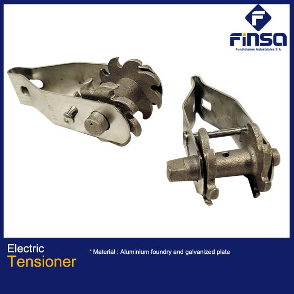 Fundiciones Industriales S.A.S - Electric tensioner