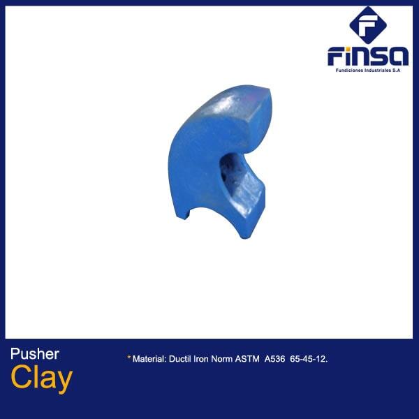 Fundiciones Industriales S.A.S - Pusher Clay