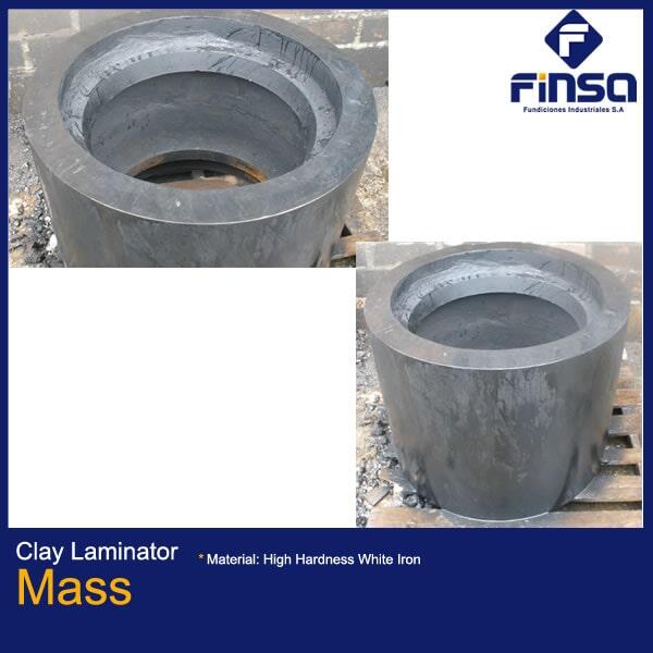 Fundiciones Industriales S.A.S - Clay Laminator Mass