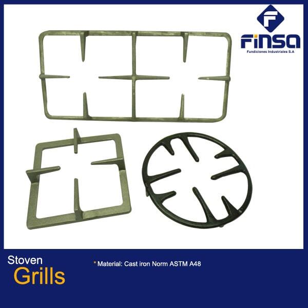 Fundiciones Industriales S.A.S - Stowen Grills