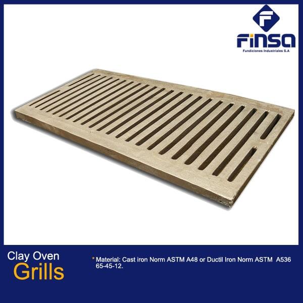 Fundiciones Industriales S.A.S - Clay Owen Grills