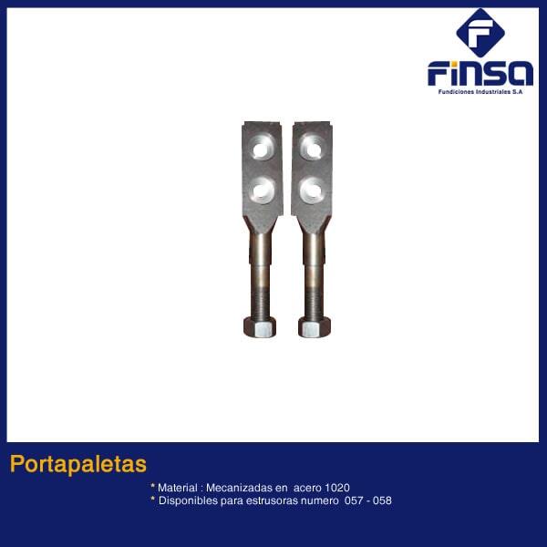 Fundiciones Industriales S.A.S - Portapaletas