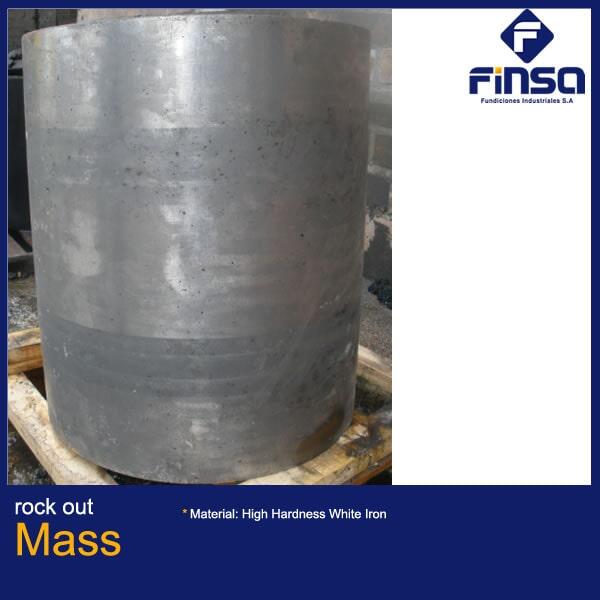 Fundiciones Industriales S.A.S - Rock Out Mass