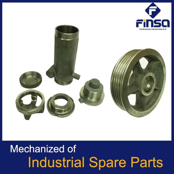 Fundiciones Industriales S.A.S - Mechanized of Industrial Spare Parts