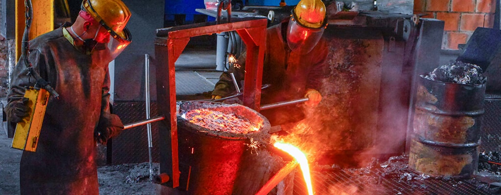 Fundiciones Industriales S.A.S - Fabricación de Piezas Industriales