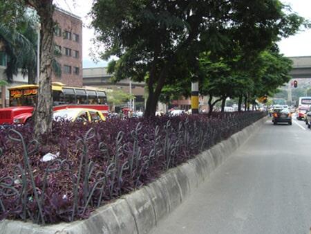 Cerramiento Jardines Avenida San Juan- Alpujarra