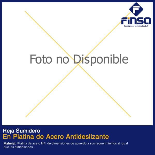 Fundiciones Industriales S.A.S - Reja Sumidero