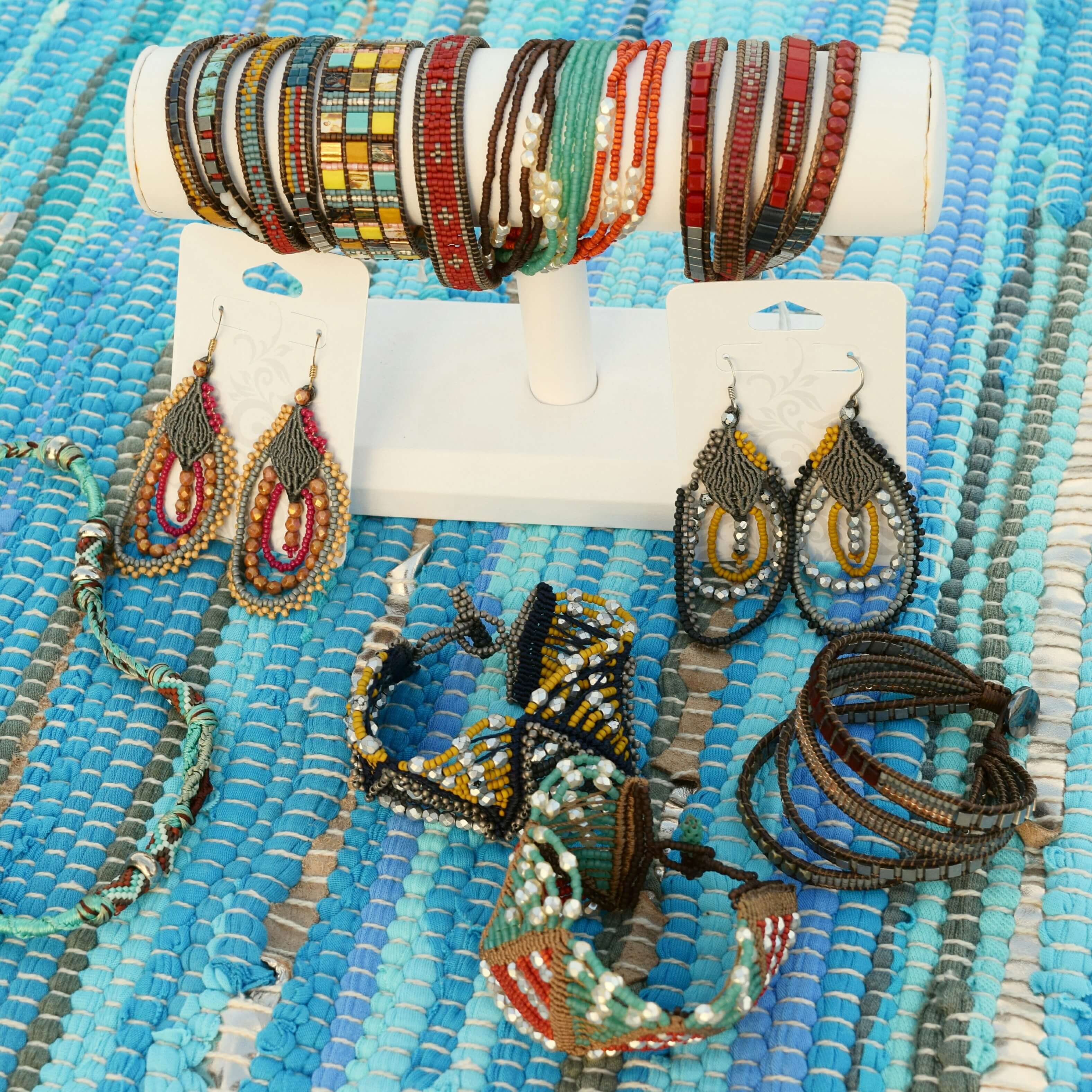 Accessories at On The Bay Customs