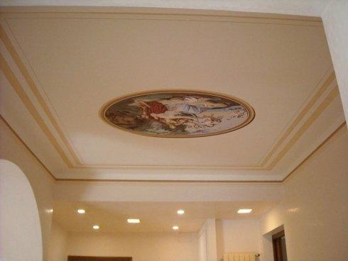decorazioni per soffitti