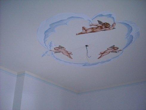 elementi decorativi soffitti