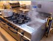 Realizzazione cucina di ristorante