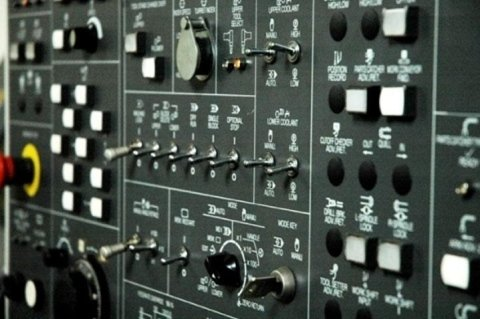 pulsanteria macchinario