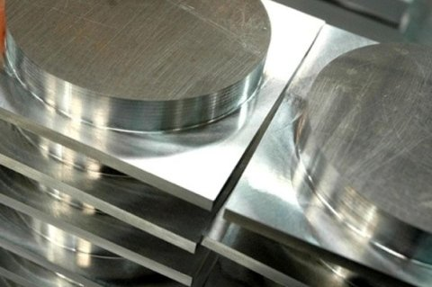 particolare alluminio