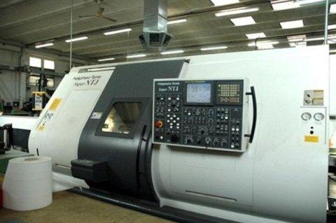 Cnc per la produzione di minuteria in metallo