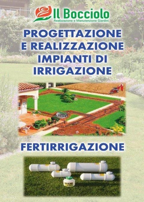 realizzazione impianti irrigazione