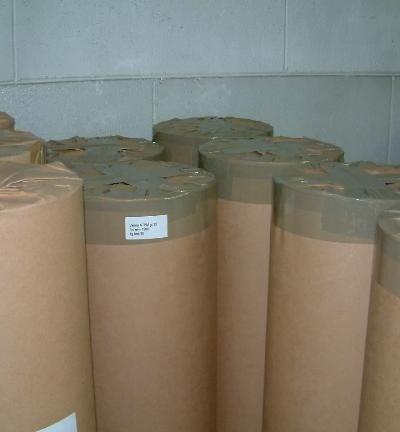 Rotoli di cartone per sarti