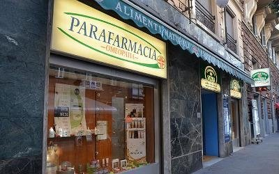 Erboristeria in Corso Italia a Savona