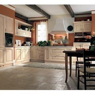 cucina rustica, esposizione cucine