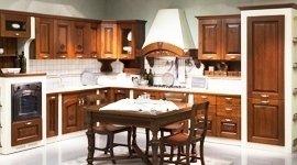 cucina rustica, progettazione cucine