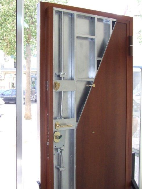 interno porta blindata