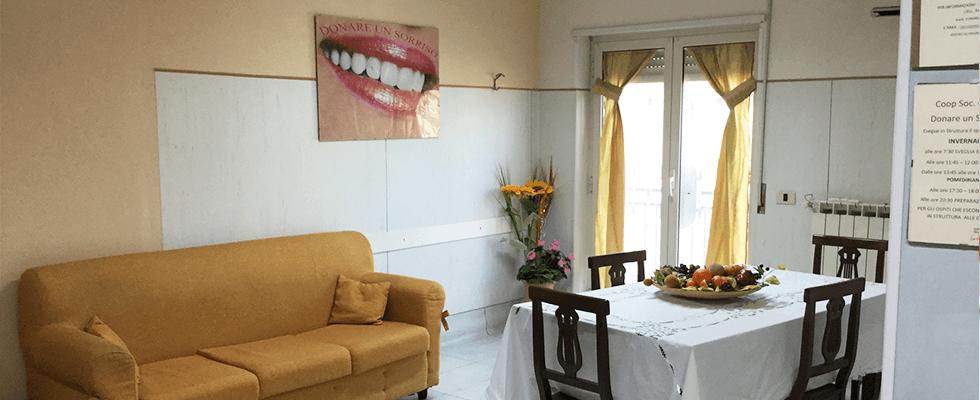 alloggi per anziani Caserta