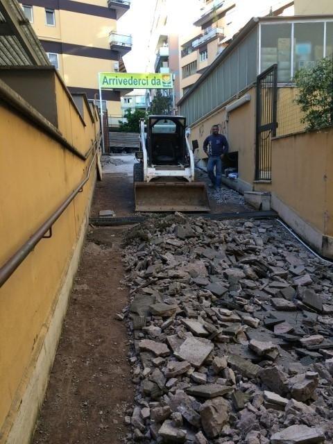 pavimentazioni esterno