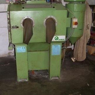 macchina per pulitura radiatori