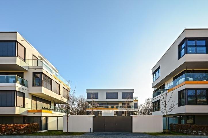 progettazione aree residenziali