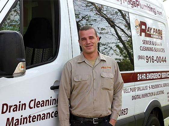 Ray Page Drain Cleaning