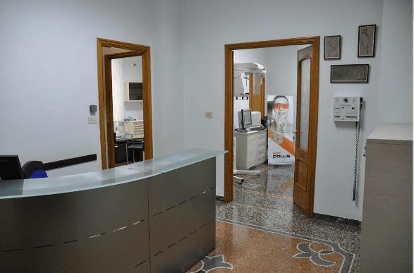 Dentista Bardoneschi Genova - Reception