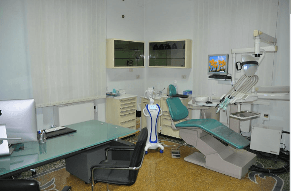 Dentista Bardoneschi Genova - Studio2
